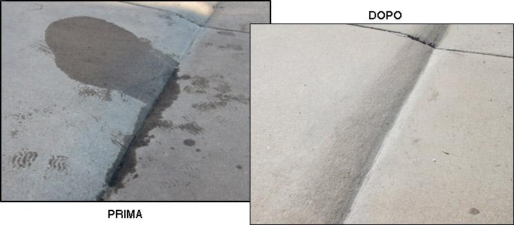 pavimento impermeabile, calcestruzzo idrorepellente