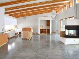 pavimento residenziale in cemento, additivo per cemento, pavimento impermeabile, cemento impermeabilizzato