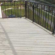 pavimento, balcone, trattamento impermeabilizzante, calcestruzzo, antisporco