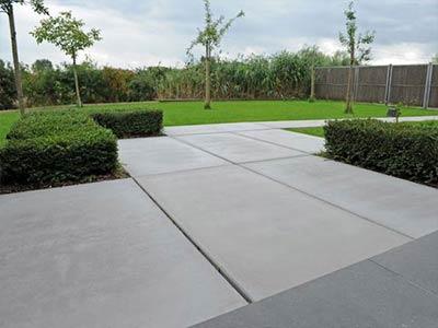 idrorepellente per pavimento cemento, lastre cemento, pavimento giardino, terrazza